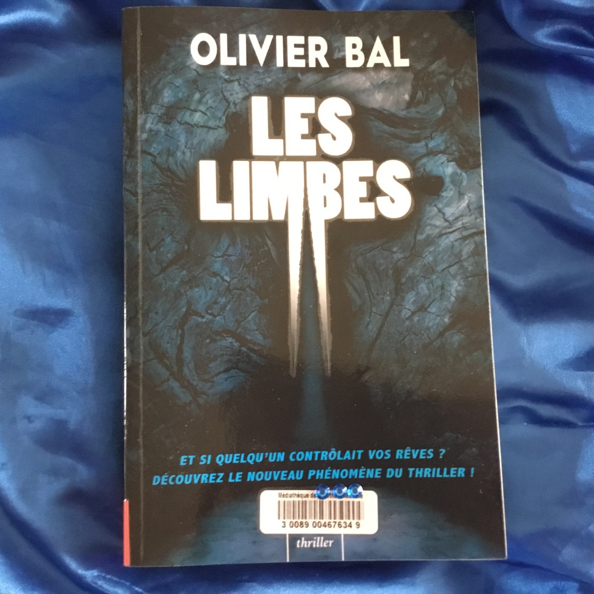 Les limbes, Olivier bal Valmyvoyou lit